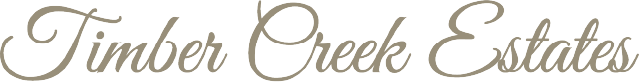 Timber Creek Estates Logo